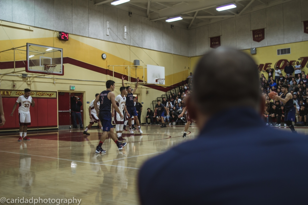 img 9292 Photos: Garfield varsity basketball vs. Roosevelt