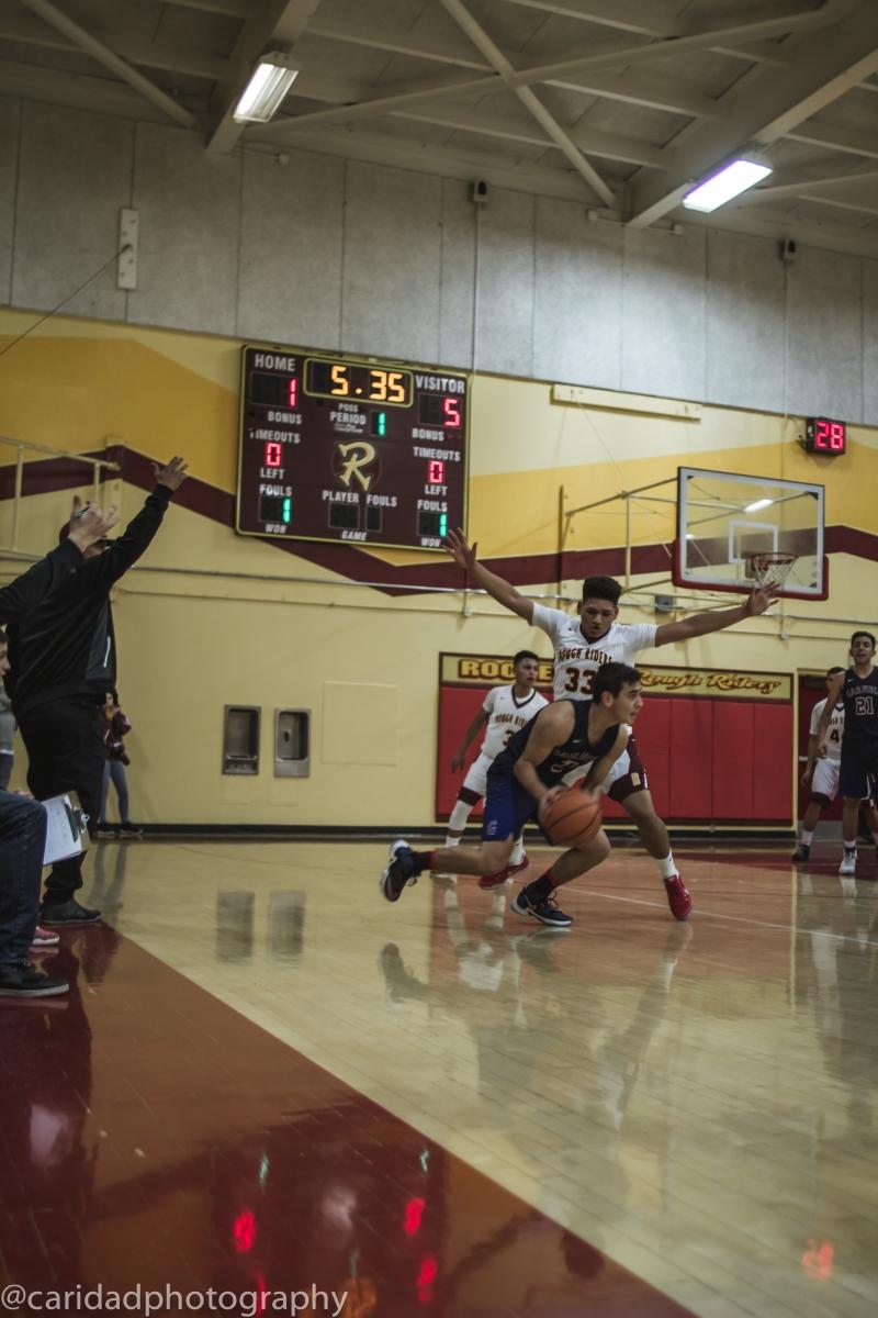 img 9301 Photos: Garfield varsity basketball vs. Roosevelt