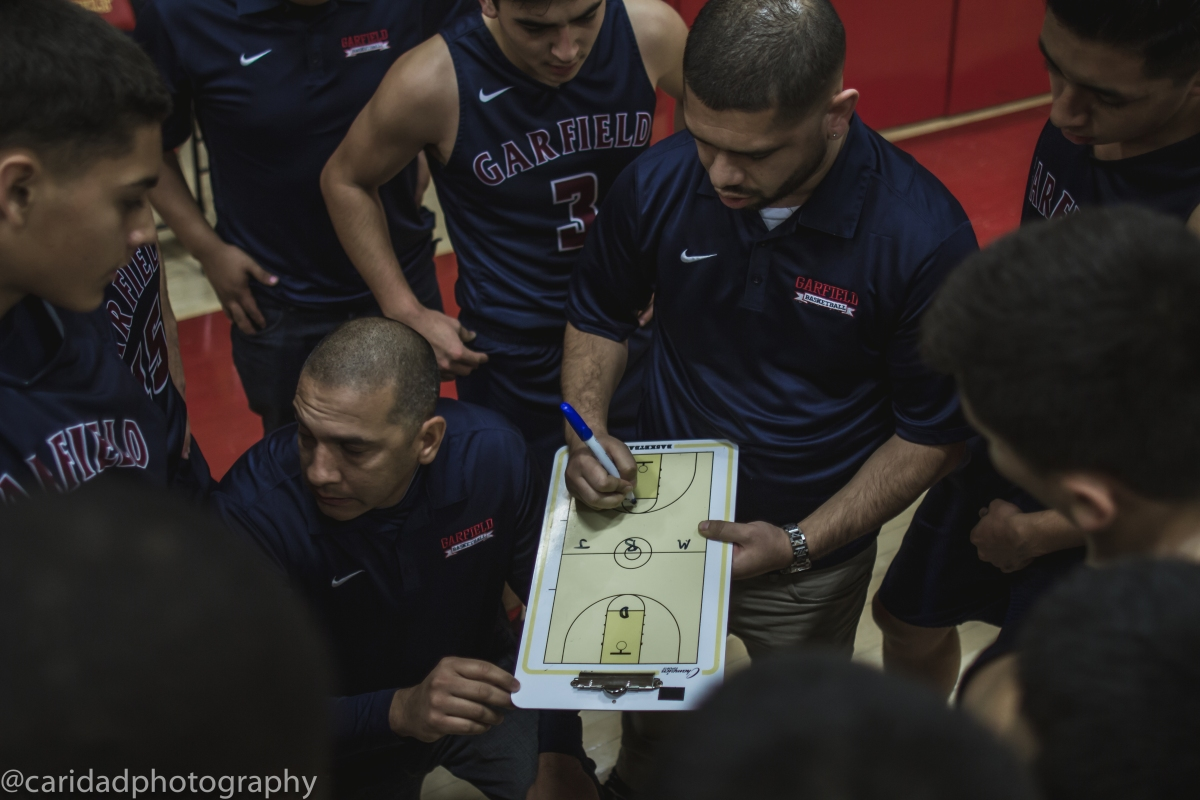 img 9323 Photos: Garfield varsity basketball vs. Roosevelt