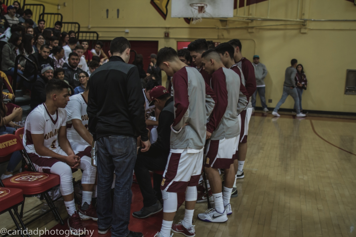 img 9325 Photos: Garfield varsity basketball vs. Roosevelt