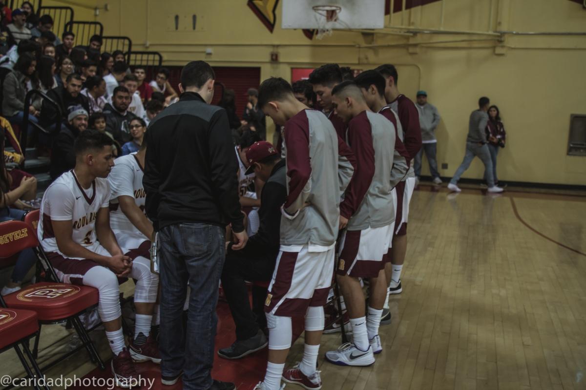 img 9325 Photos: Garfield varsity basketball vs. Roosevelt
