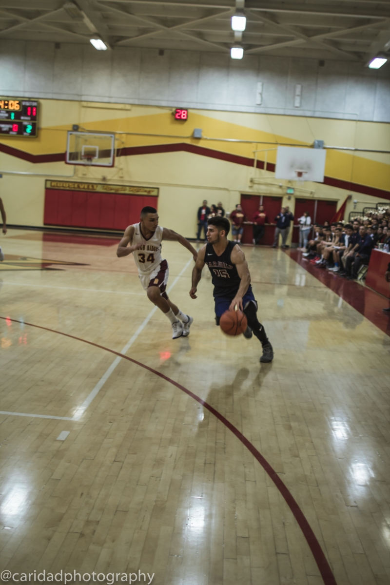 img 9359 2 Photos: Garfield varsity basketball vs. Roosevelt