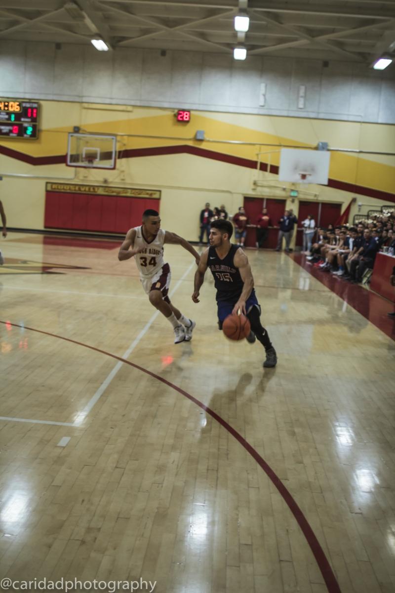 img 9359 Photos: Garfield varsity basketball vs. Roosevelt
