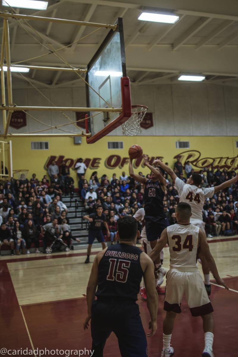 img 9362 Photos: Garfield varsity basketball vs. Roosevelt