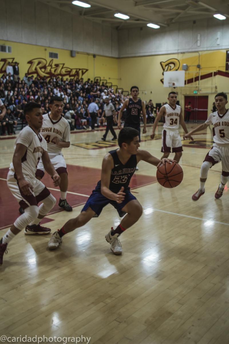img 9365 2 Photos: Garfield varsity basketball vs. Roosevelt