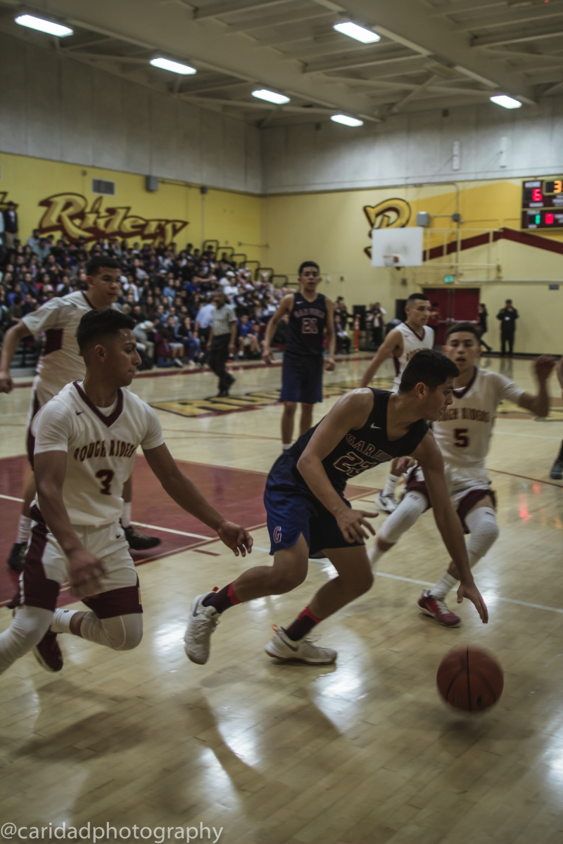 img 9366 Photos: Garfield varsity basketball vs. Roosevelt