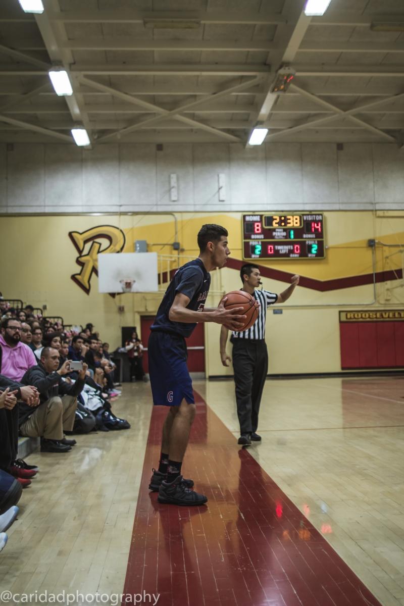 img 9372 Photos: Garfield varsity basketball vs. Roosevelt