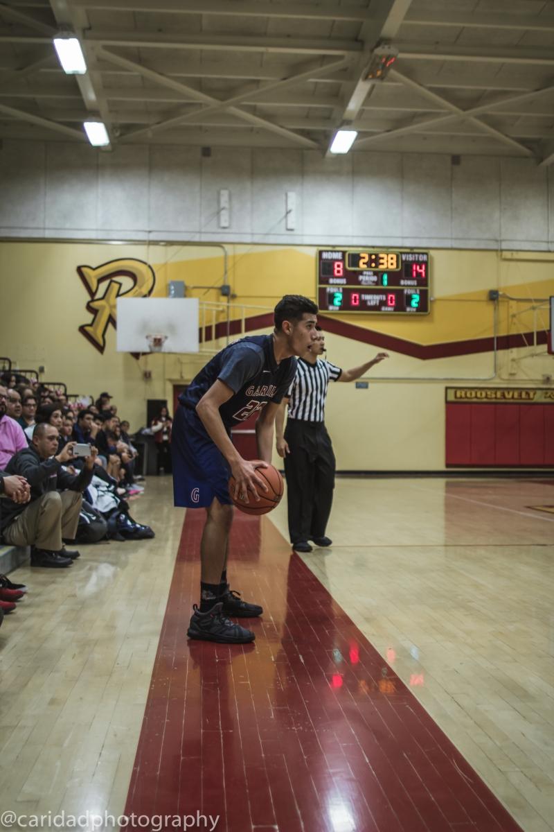 img 9375 Photos: Garfield varsity basketball vs. Roosevelt