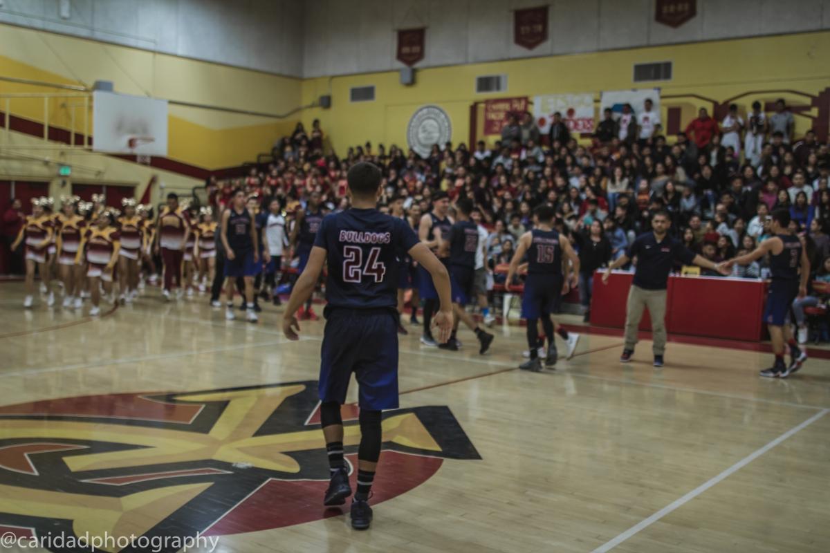 img 9409 Photos: Garfield varsity basketball vs. Roosevelt