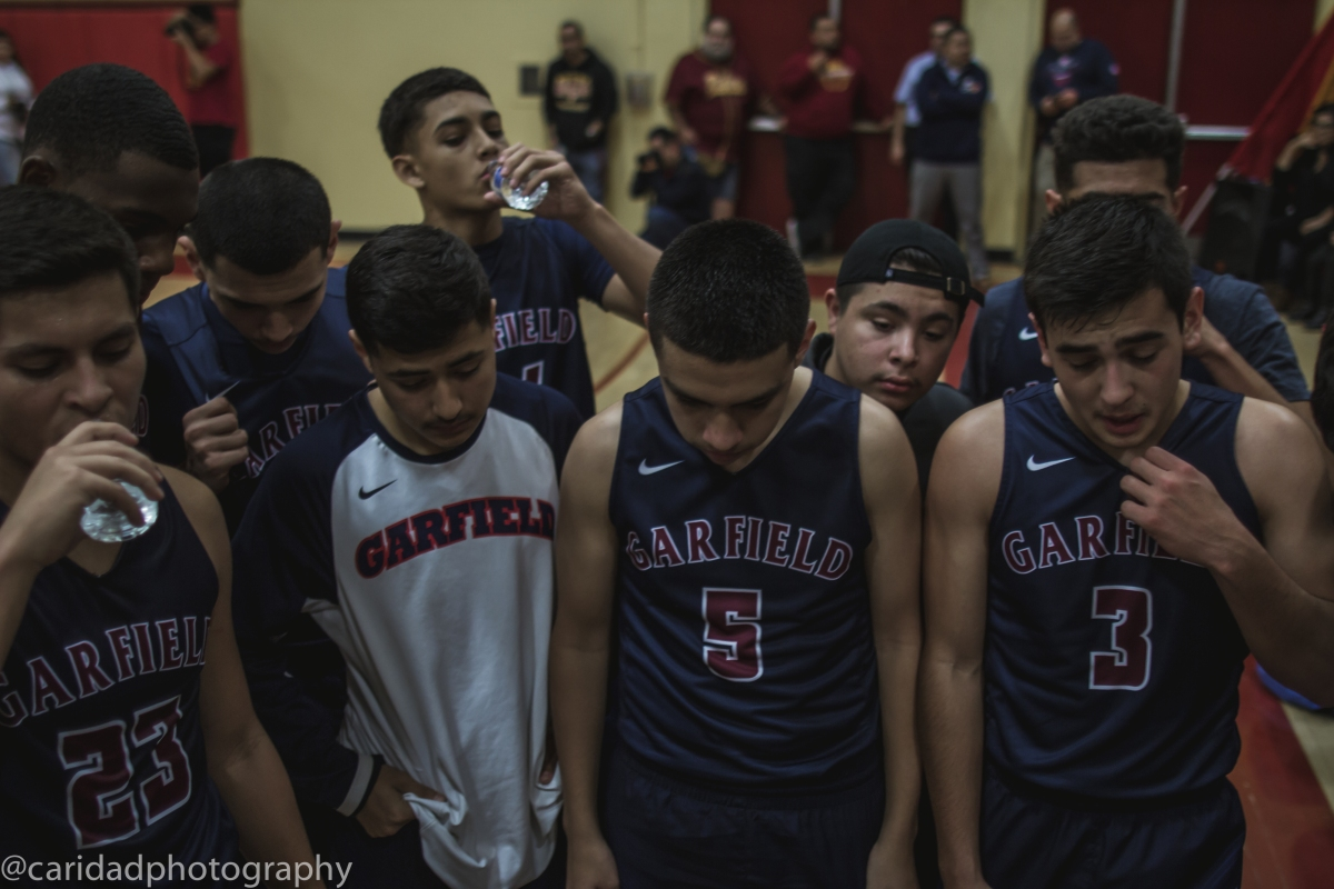 img 9434 Photos: Garfield varsity basketball vs. Roosevelt