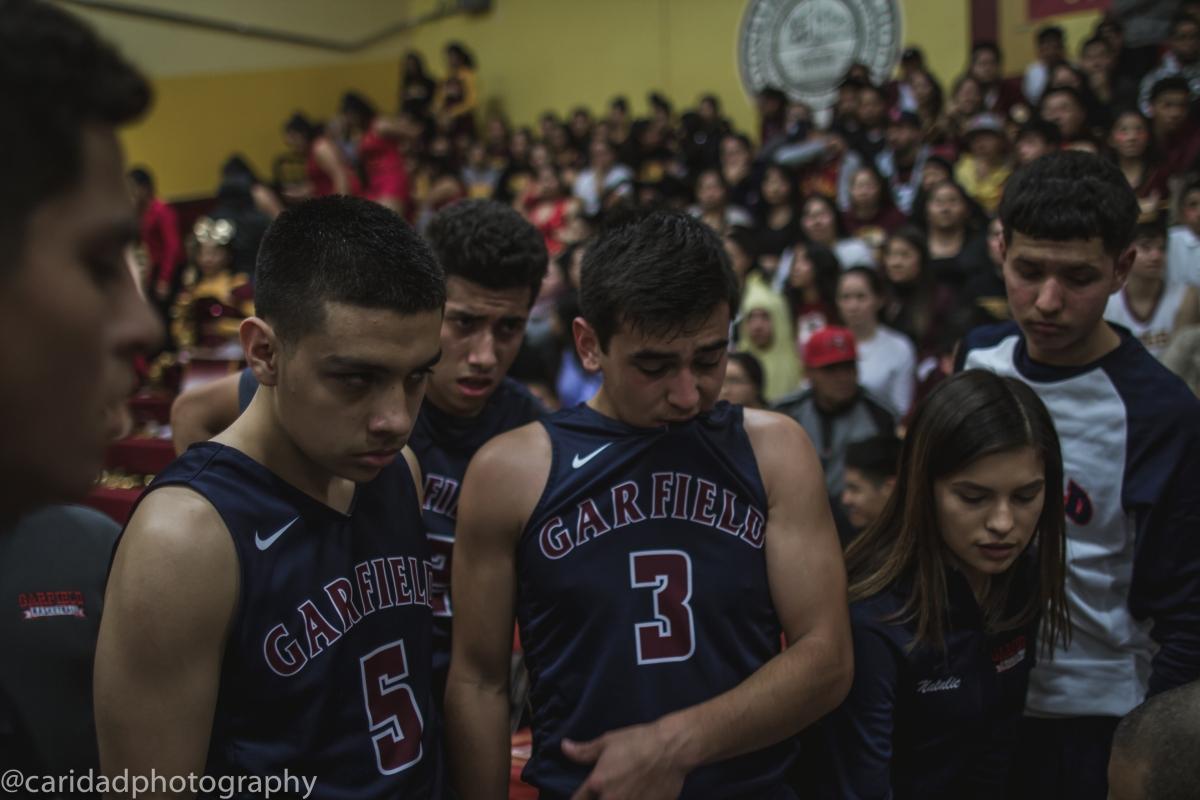img 9448 Photos: Garfield varsity basketball vs. Roosevelt