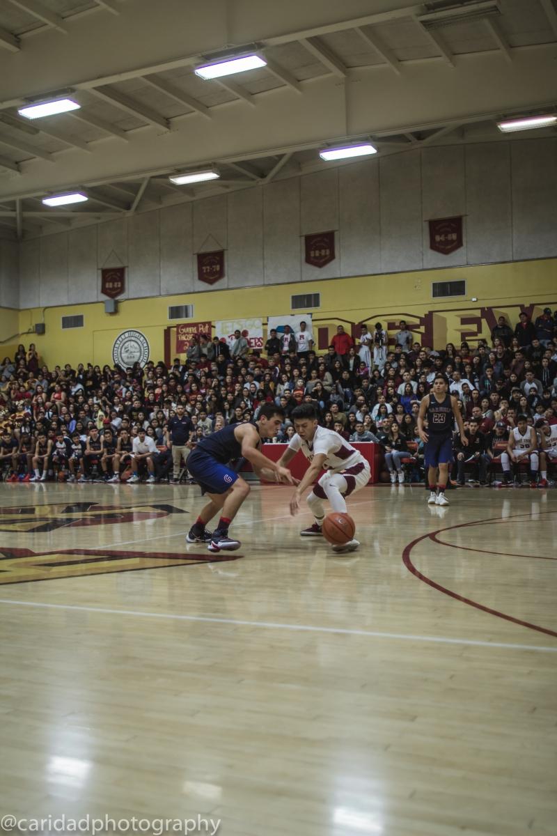 img 9463 Photos: Garfield varsity basketball vs. Roosevelt