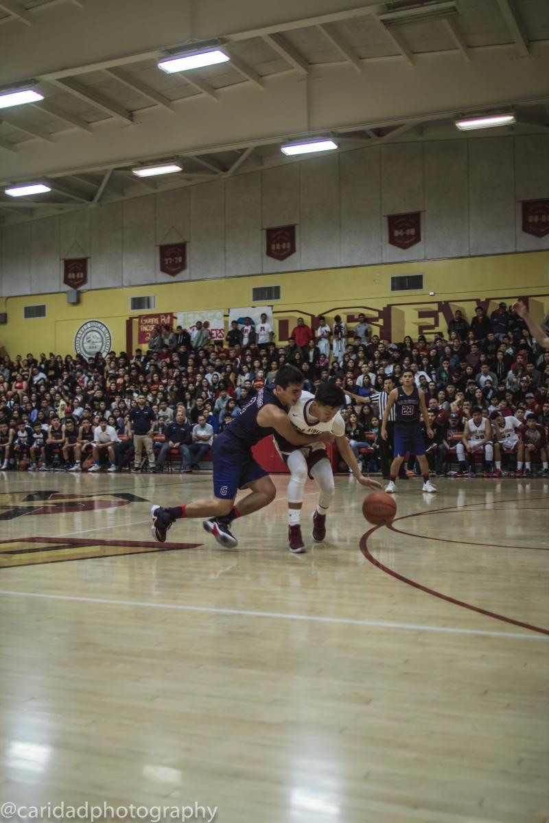 img 9464 Photos: Garfield varsity basketball vs. Roosevelt