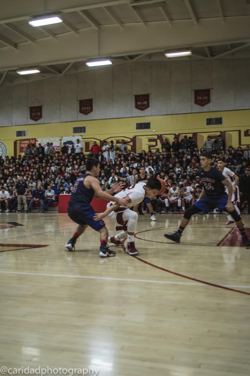 img 9465 Photos: Garfield varsity basketball vs. Roosevelt