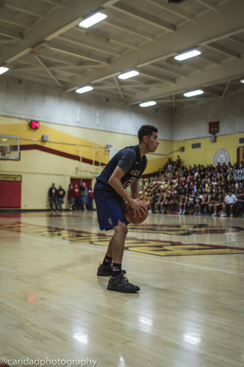 img 9466 Photos: Garfield varsity basketball vs. Roosevelt