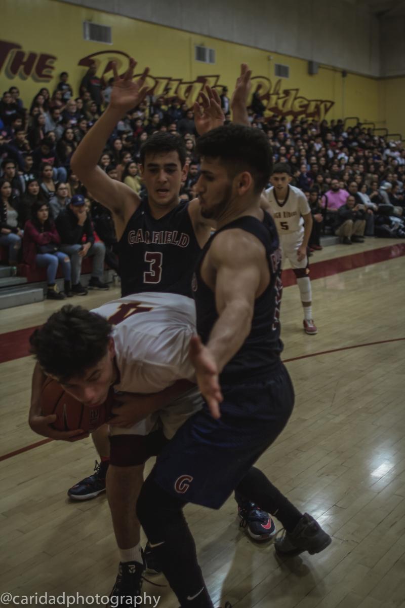 img 9513 Photos: Garfield varsity basketball vs. Roosevelt