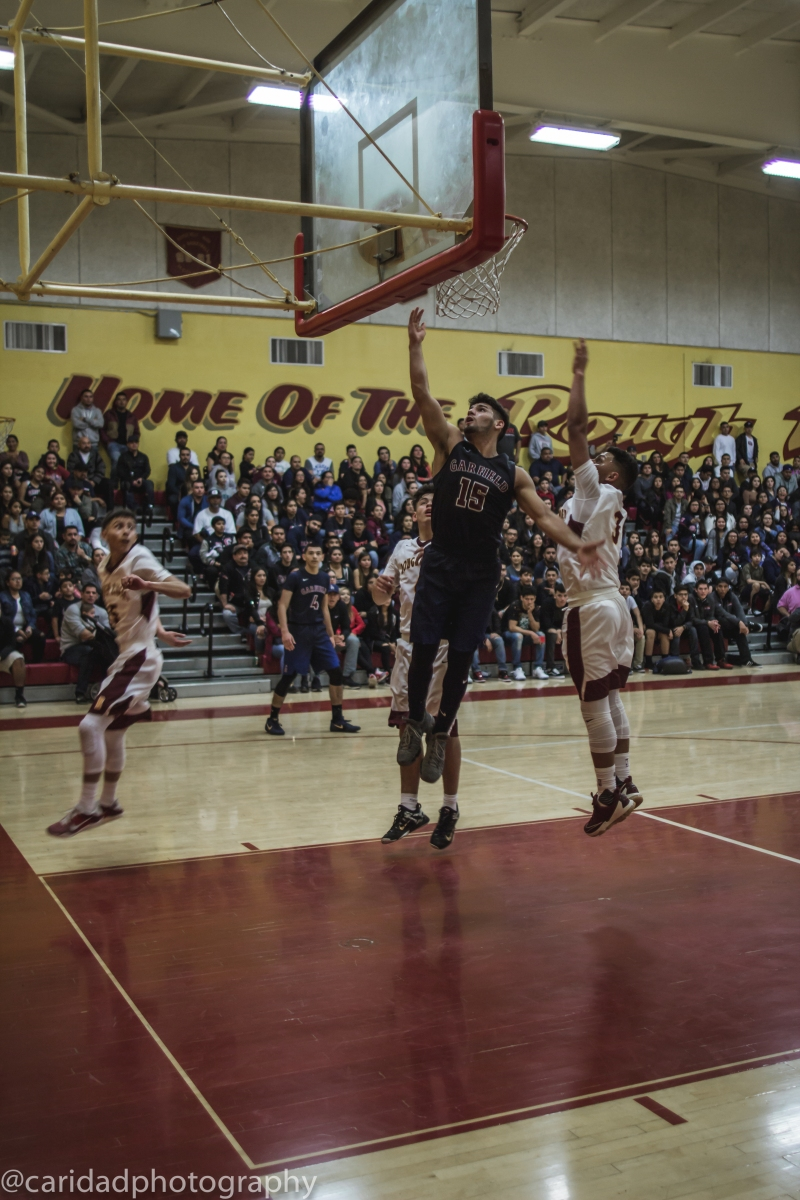 img 9523 Photos: Garfield varsity basketball vs. Roosevelt