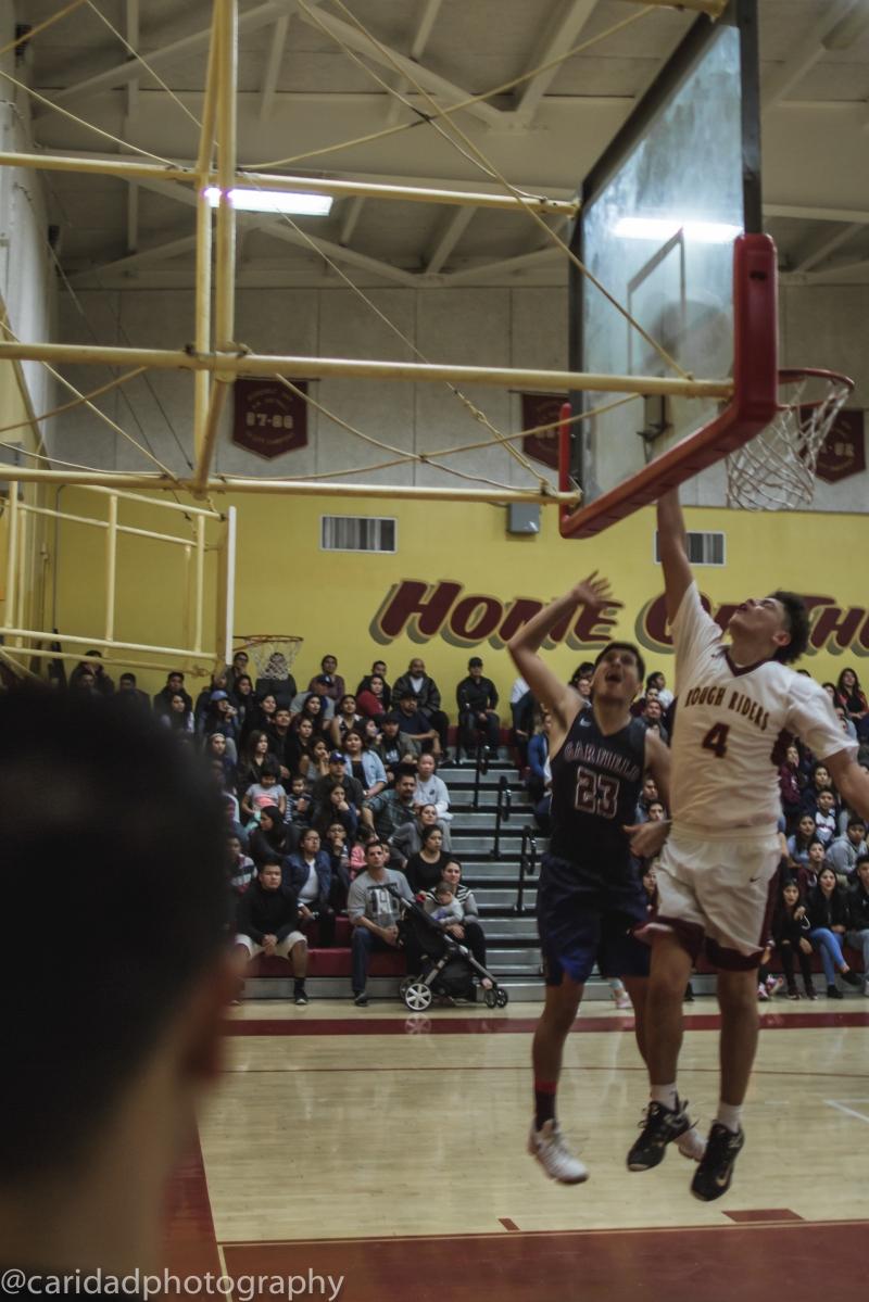 img 9537 Photos: Garfield varsity basketball vs. Roosevelt