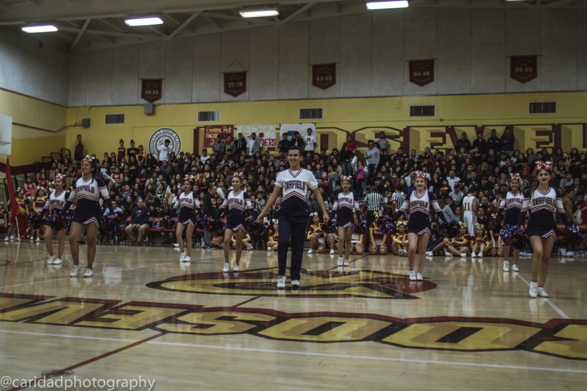 img 9540 Photos: Garfield varsity basketball vs. Roosevelt