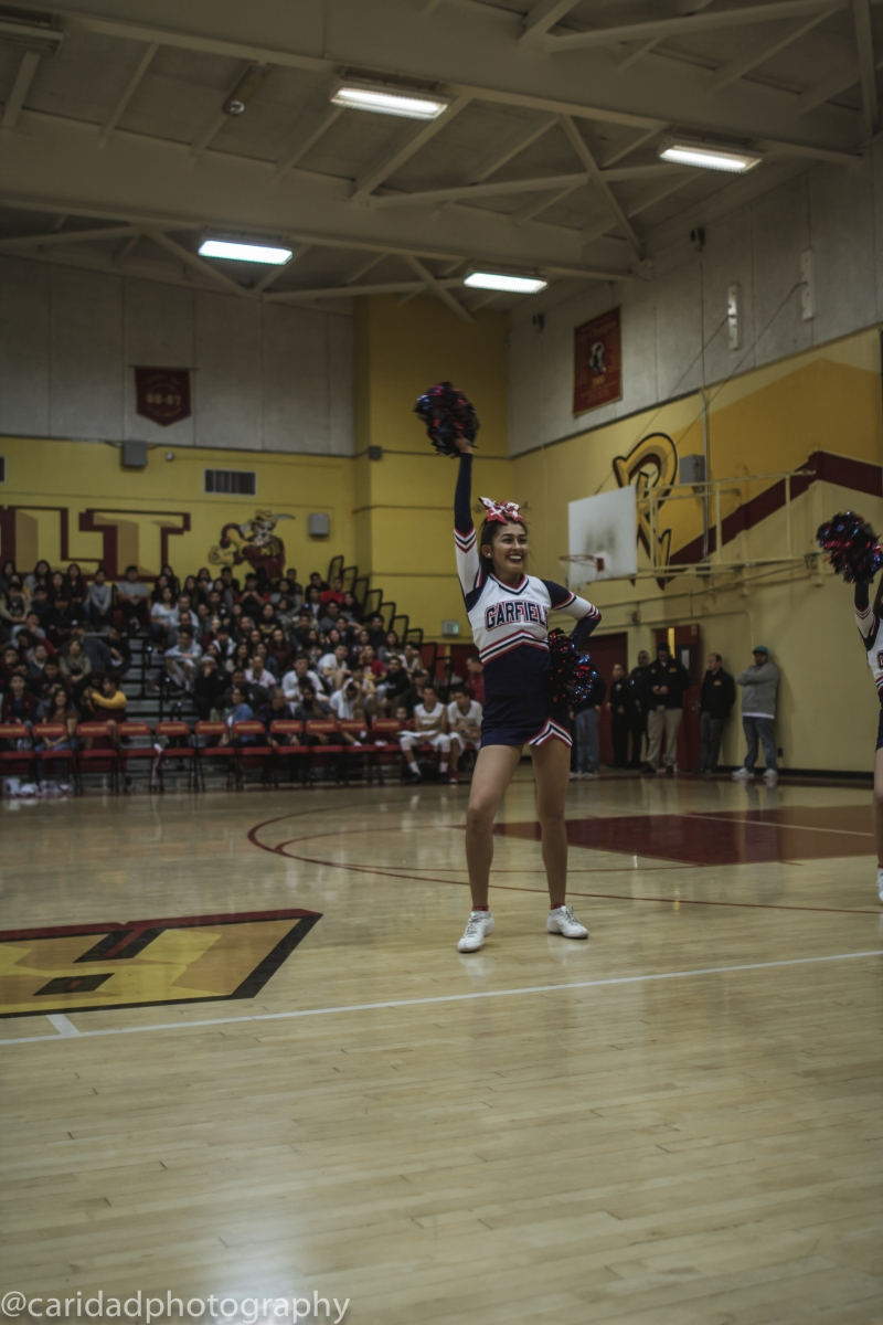img 9573 Photos: Garfield varsity basketball vs. Roosevelt
