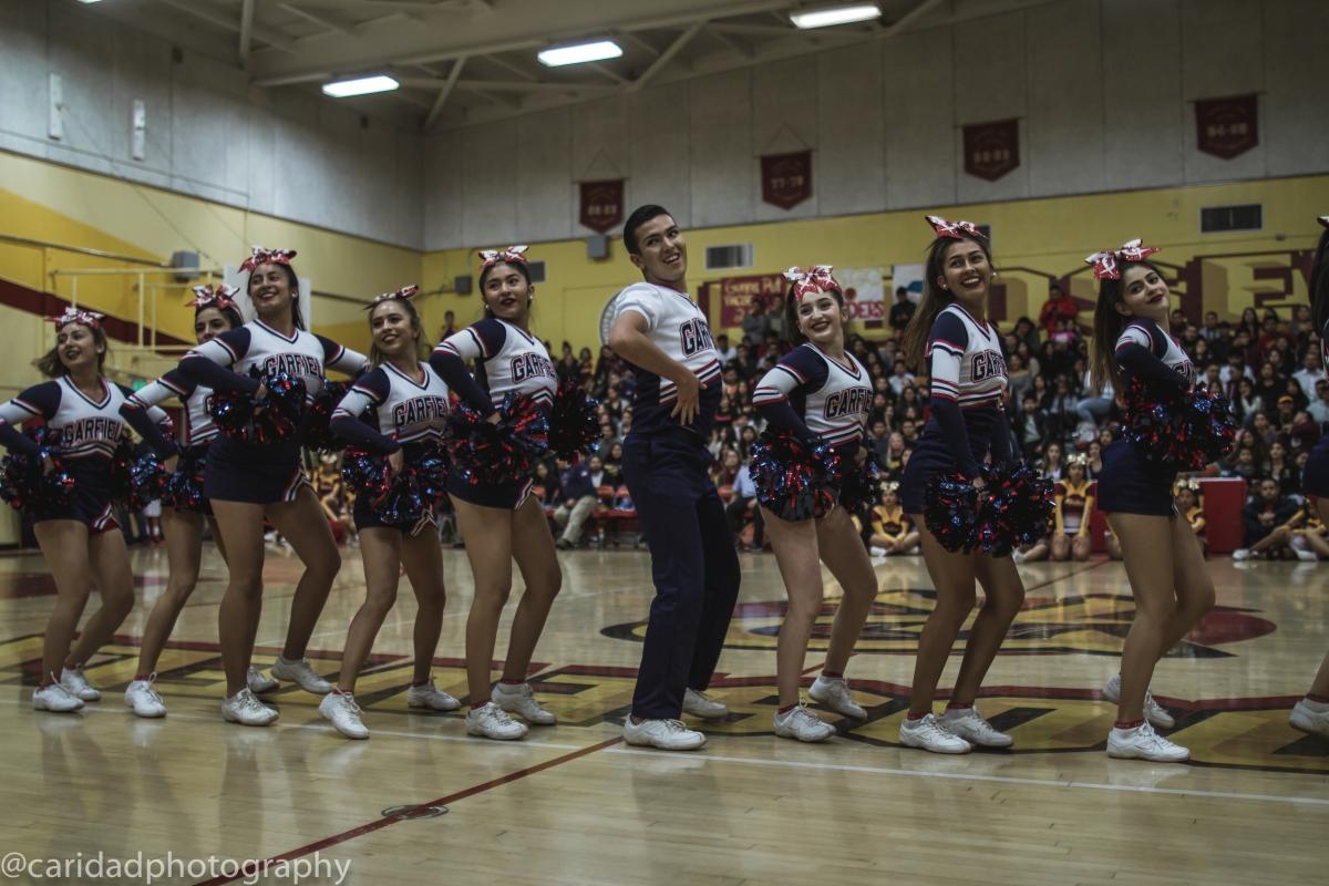 img 9583 Photos: Garfield varsity basketball vs. Roosevelt