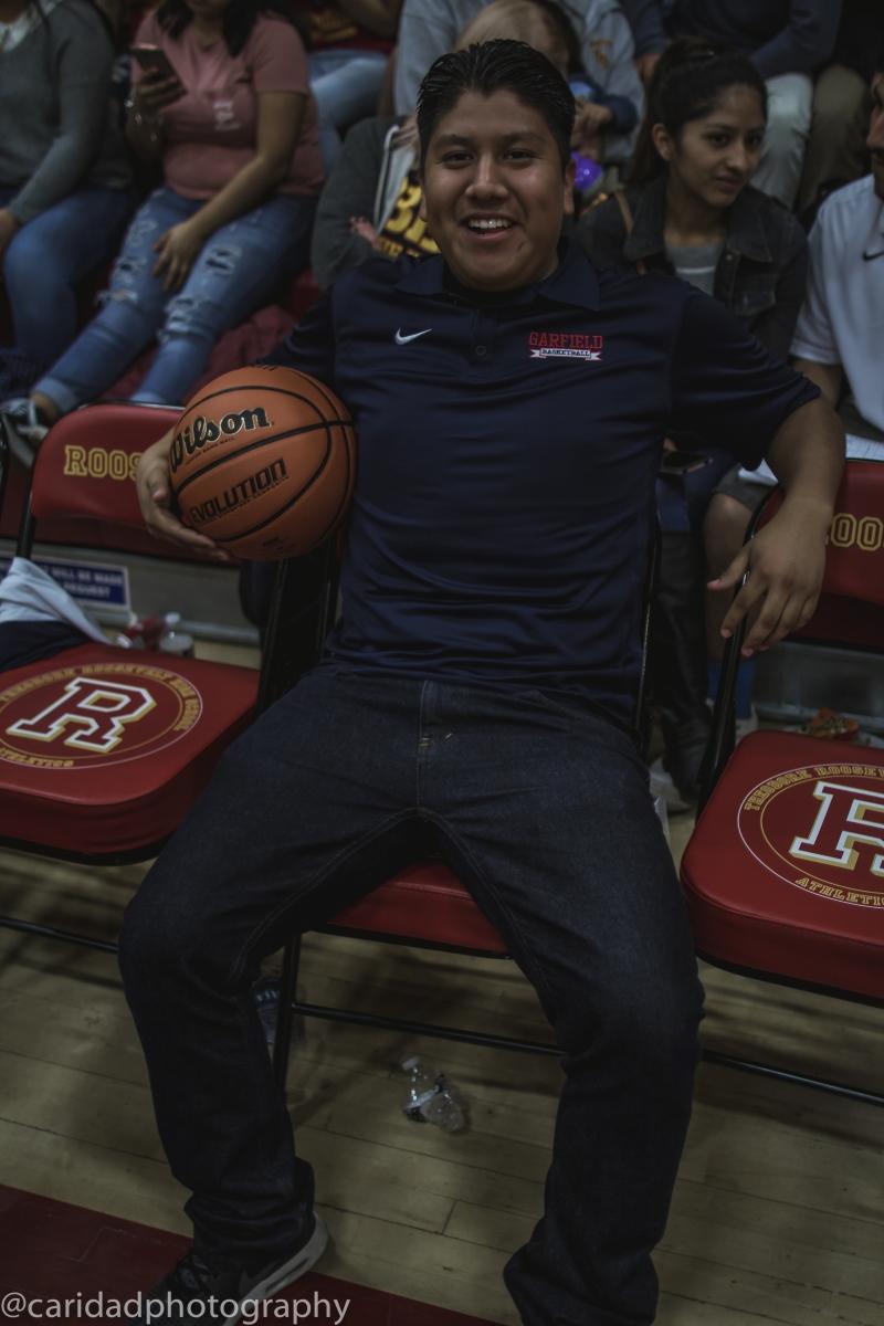 img 9603 Photos: Garfield varsity basketball vs. Roosevelt