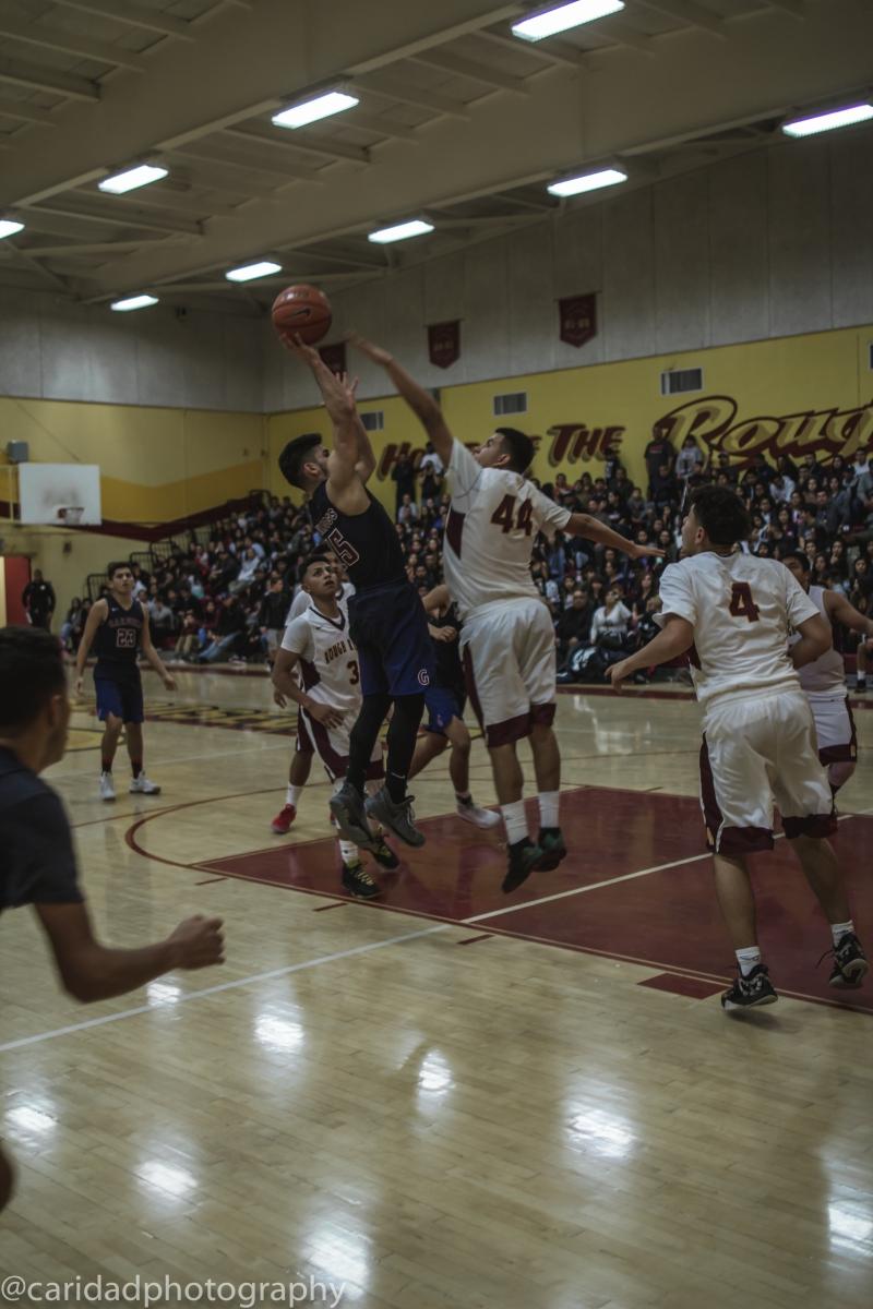 img 9637 Photos: Garfield varsity basketball vs. Roosevelt