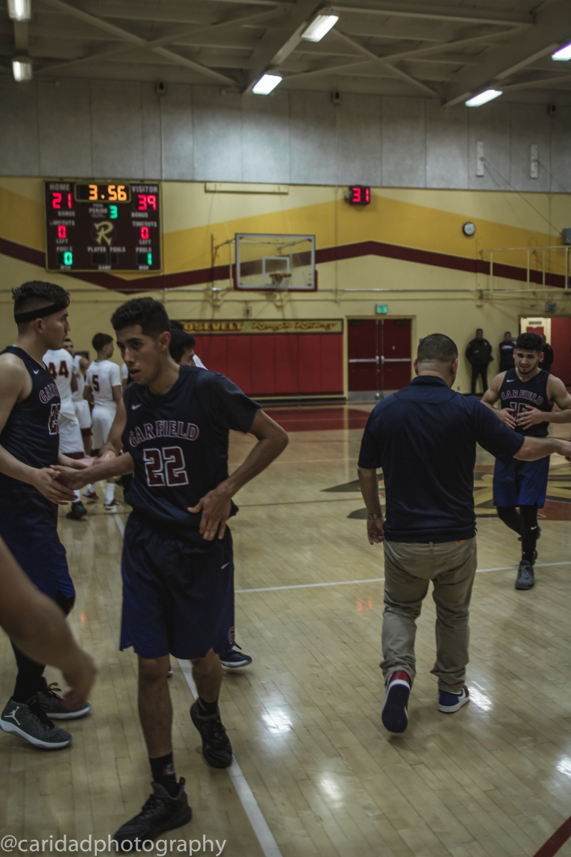 img 9657 Photos: Garfield varsity basketball vs. Roosevelt