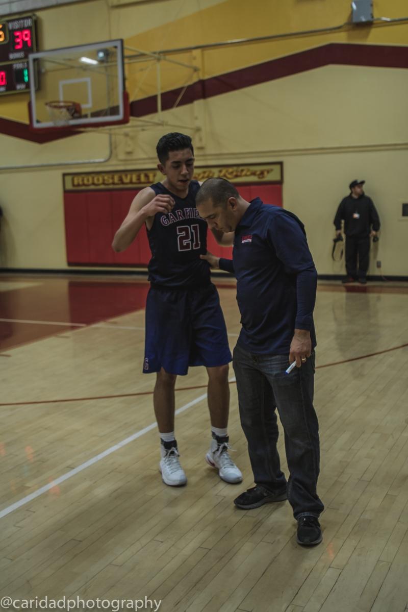 img 9688 Photos: Garfield varsity basketball vs. Roosevelt