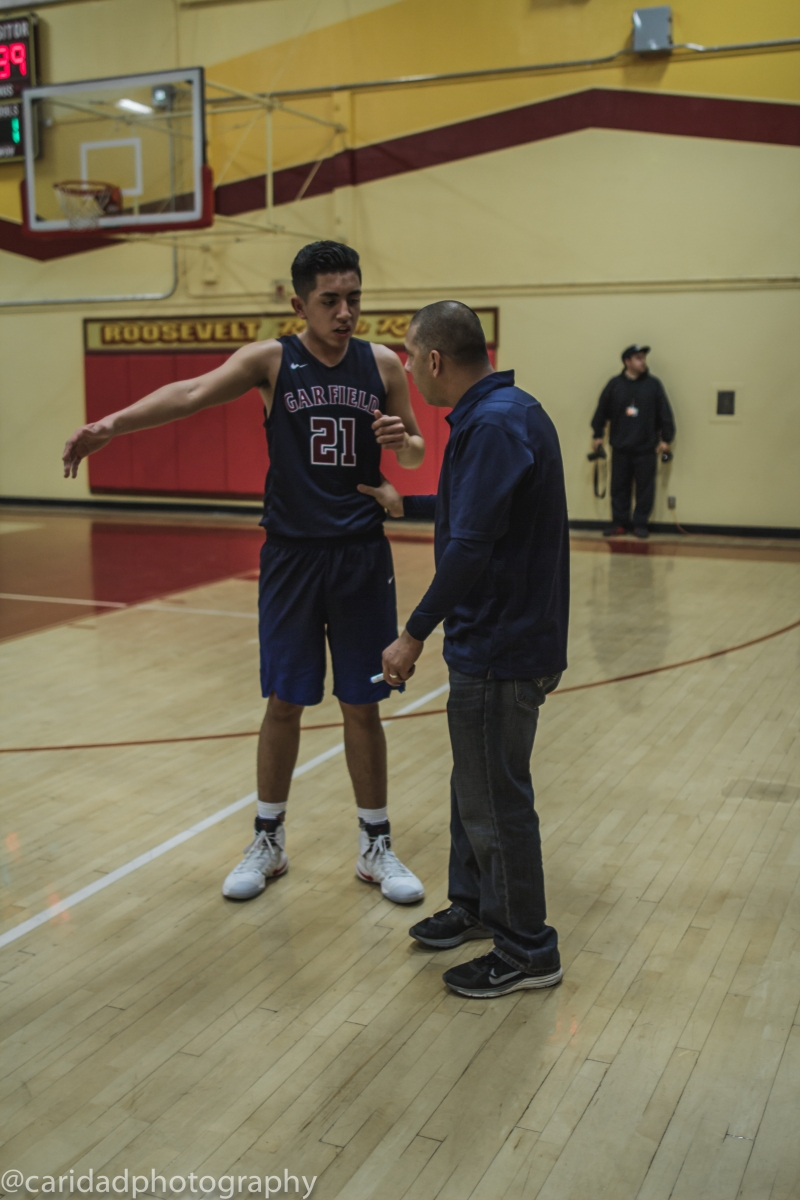 img 9689 Photos: Garfield varsity basketball vs. Roosevelt