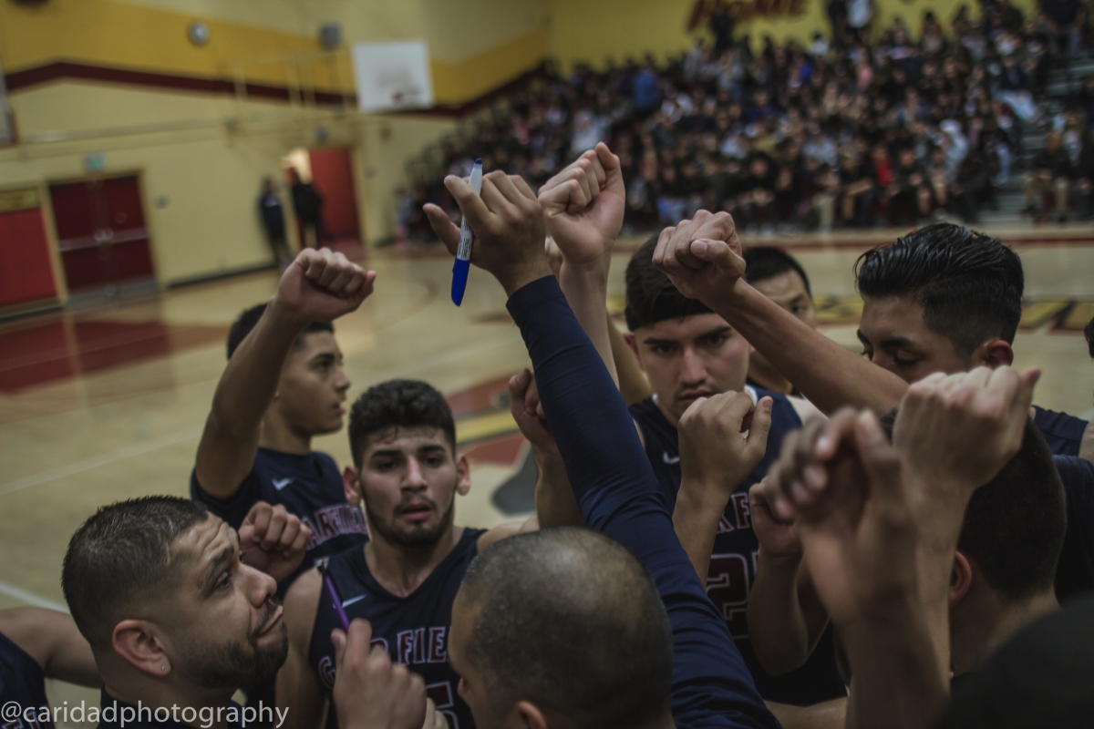 img 9712 Photos: Garfield varsity basketball vs. Roosevelt