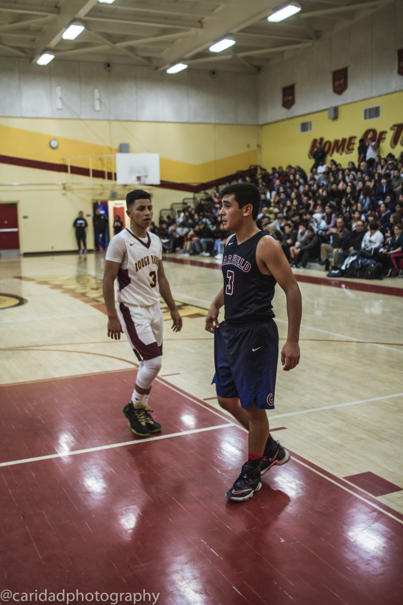 img 9718 Photos: Garfield varsity basketball vs. Roosevelt