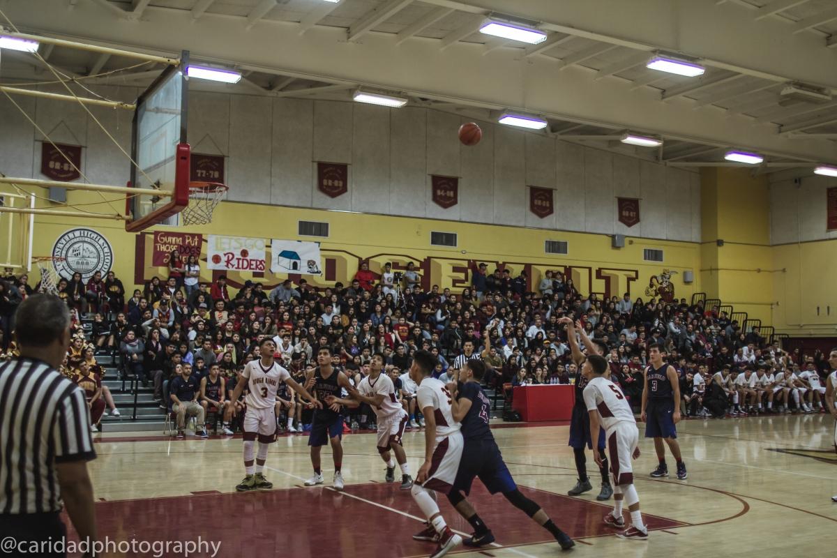 img 9723 Photos: Garfield varsity basketball vs. Roosevelt