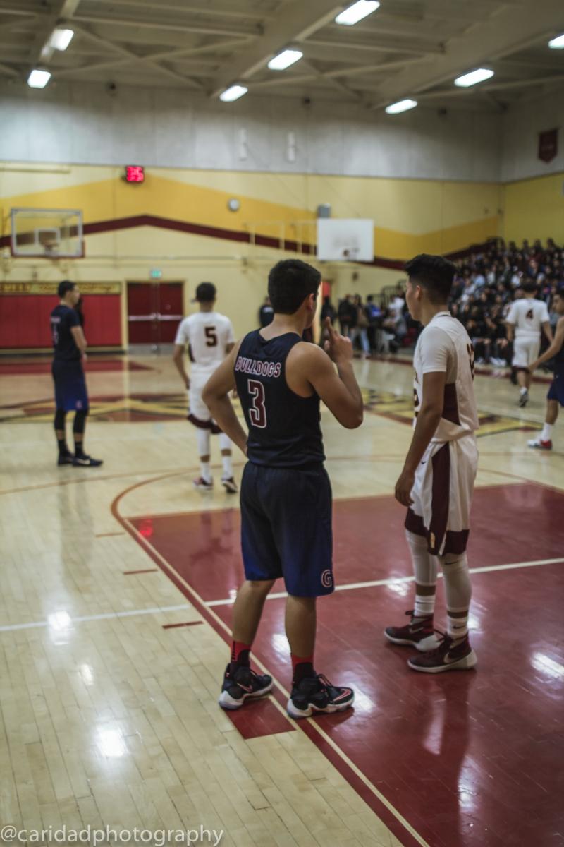 img 9727 Photos: Garfield varsity basketball vs. Roosevelt