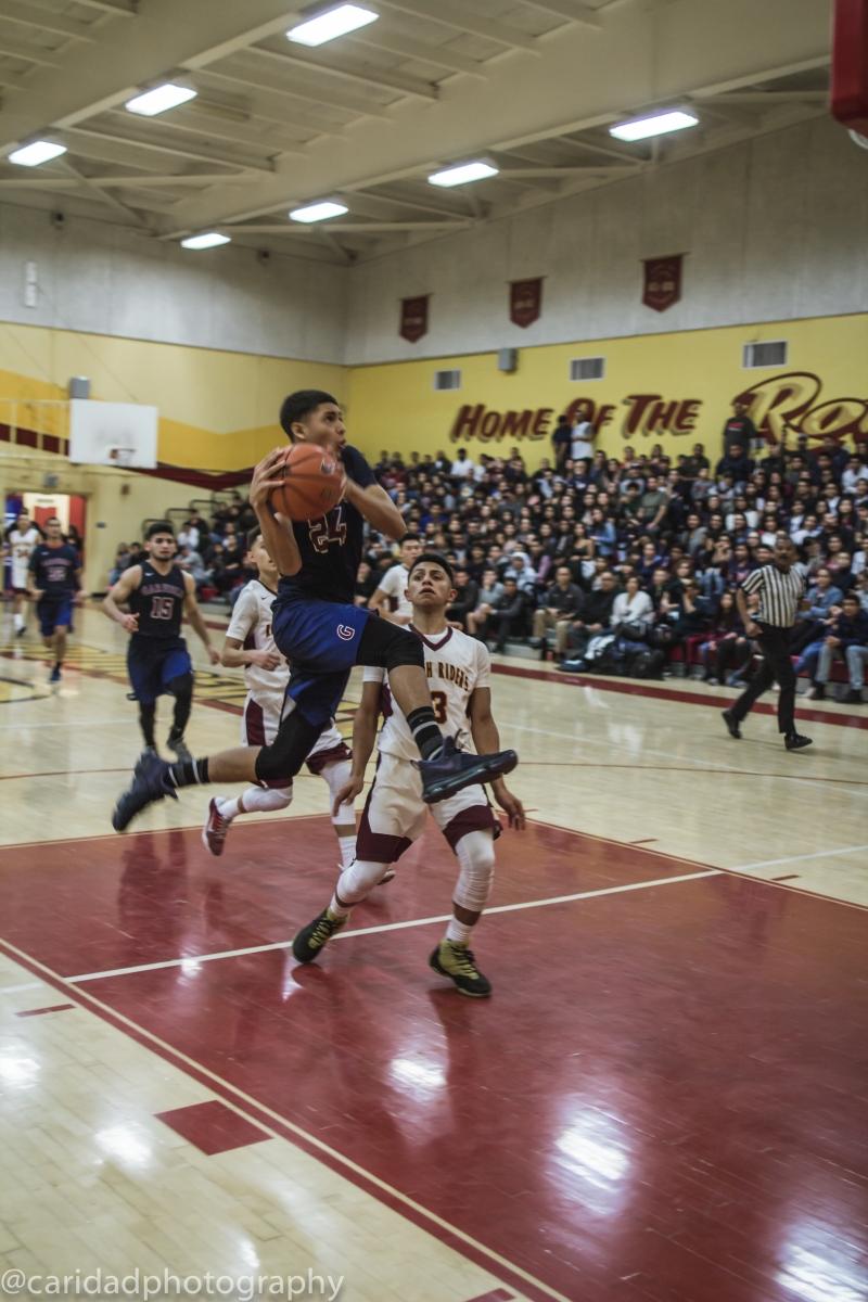 img 9737 2 Photos: Garfield varsity basketball vs. Roosevelt