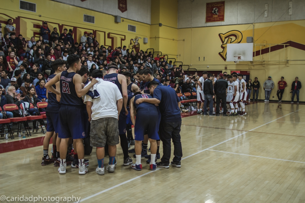 img 9741 Photos: Garfield varsity basketball vs. Roosevelt