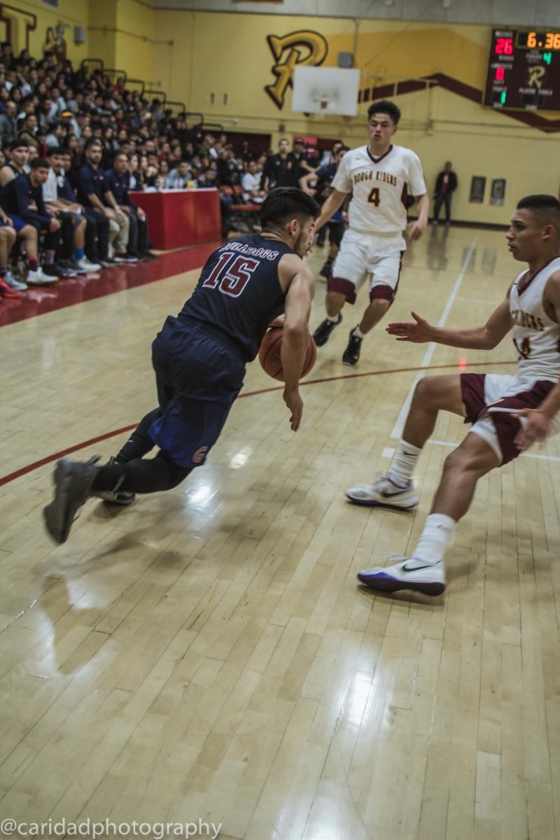 img 9745 Photos: Garfield varsity basketball vs. Roosevelt