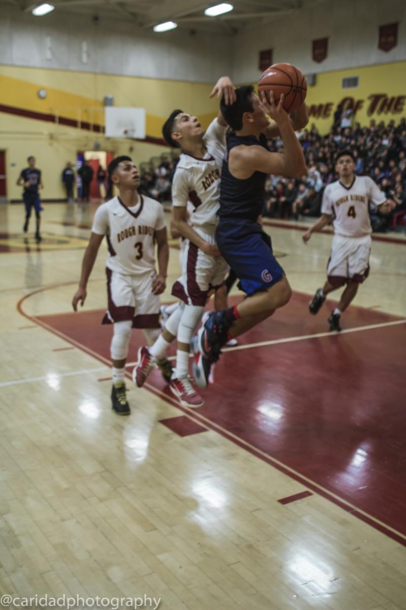 img 9752 Photos: Garfield varsity basketball vs. Roosevelt