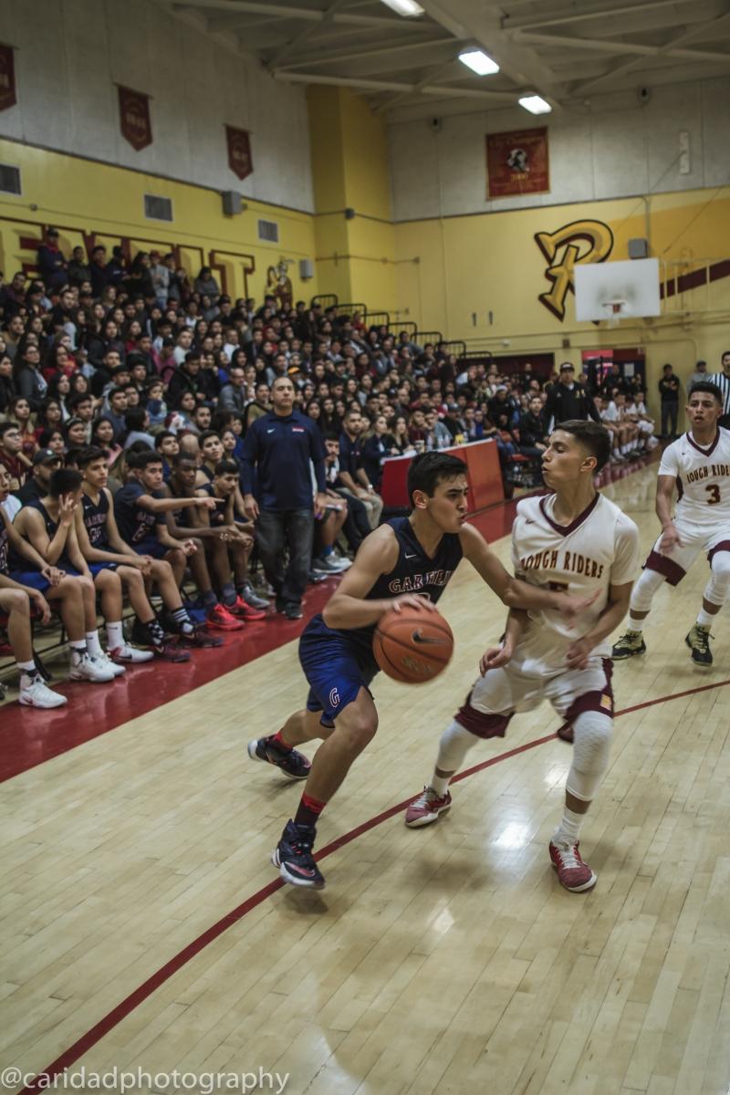 img 9756 Photos: Garfield varsity basketball vs. Roosevelt