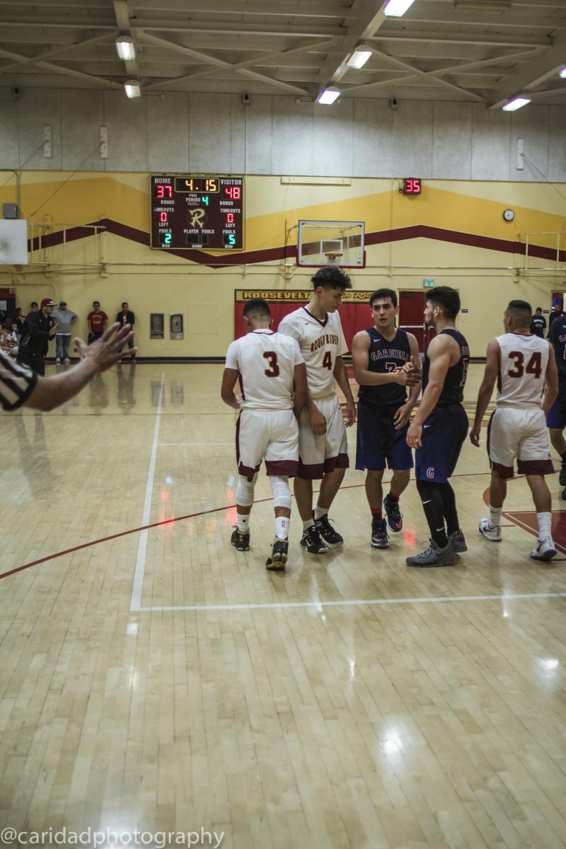 img 9771 Photos: Garfield varsity basketball vs. Roosevelt