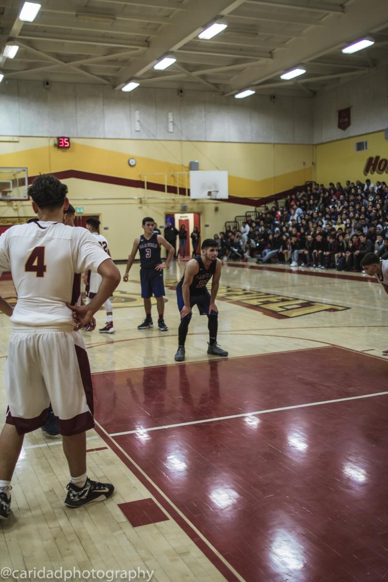 img 9772 Photos: Garfield varsity basketball vs. Roosevelt