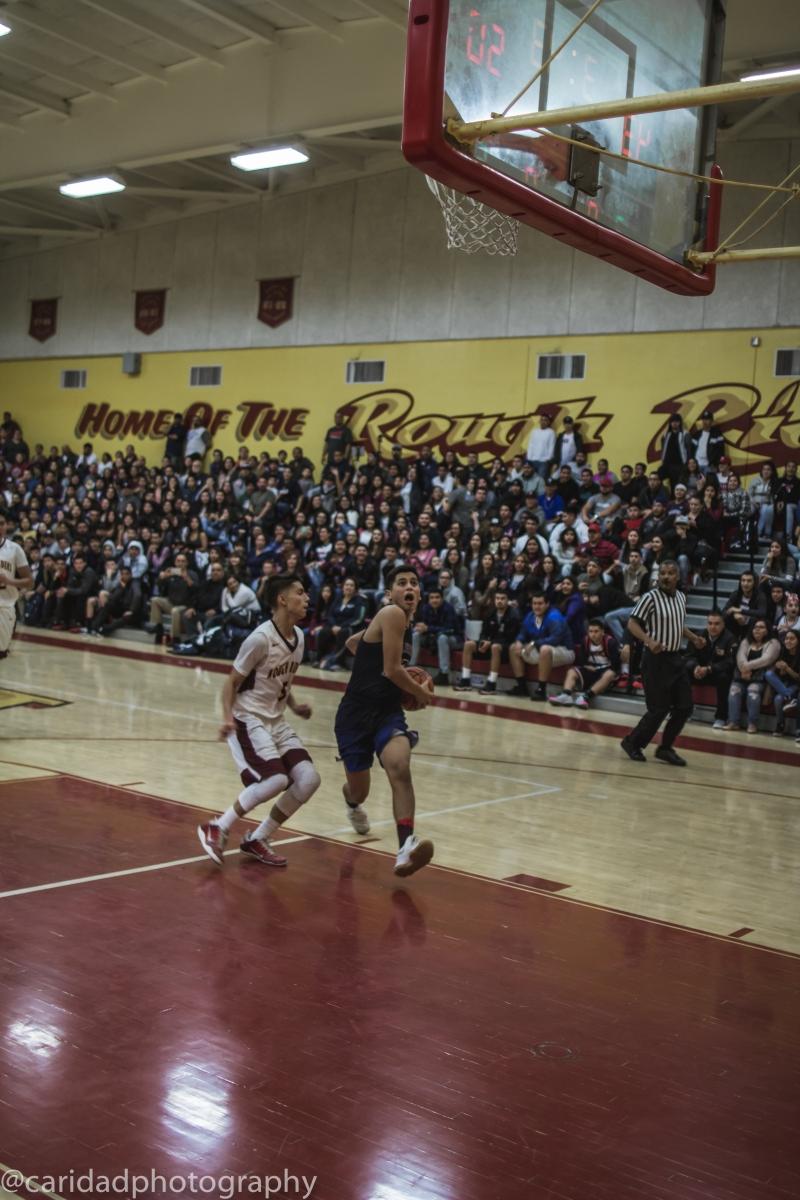 img 9779 Photos: Garfield varsity basketball vs. Roosevelt