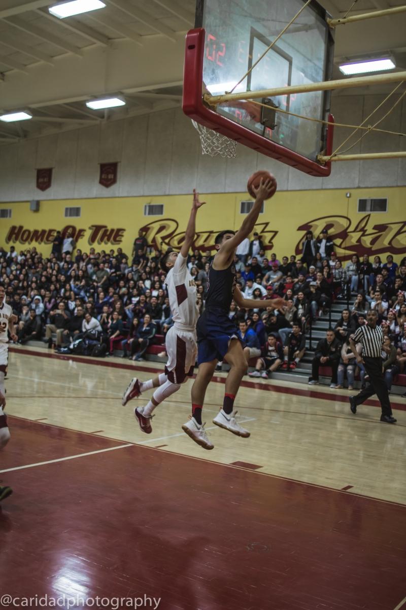 img 9781 Photos: Garfield varsity basketball vs. Roosevelt