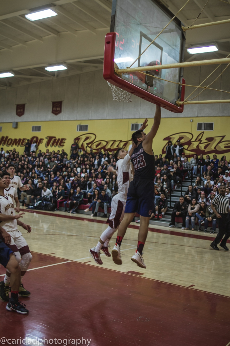 img 9782 Photos: Garfield varsity basketball vs. Roosevelt