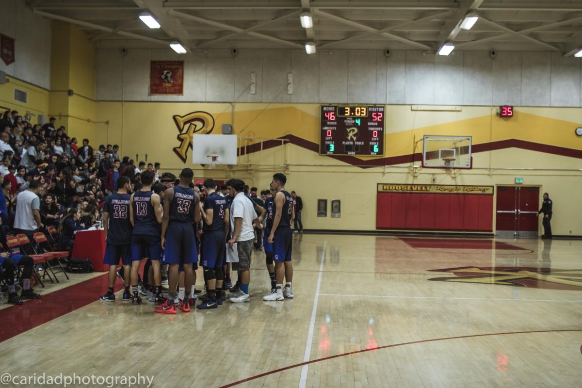 img 9789 Photos: Garfield varsity basketball vs. Roosevelt