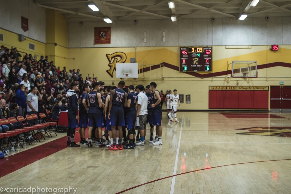 img 9795 Photos: Garfield varsity basketball vs. Roosevelt