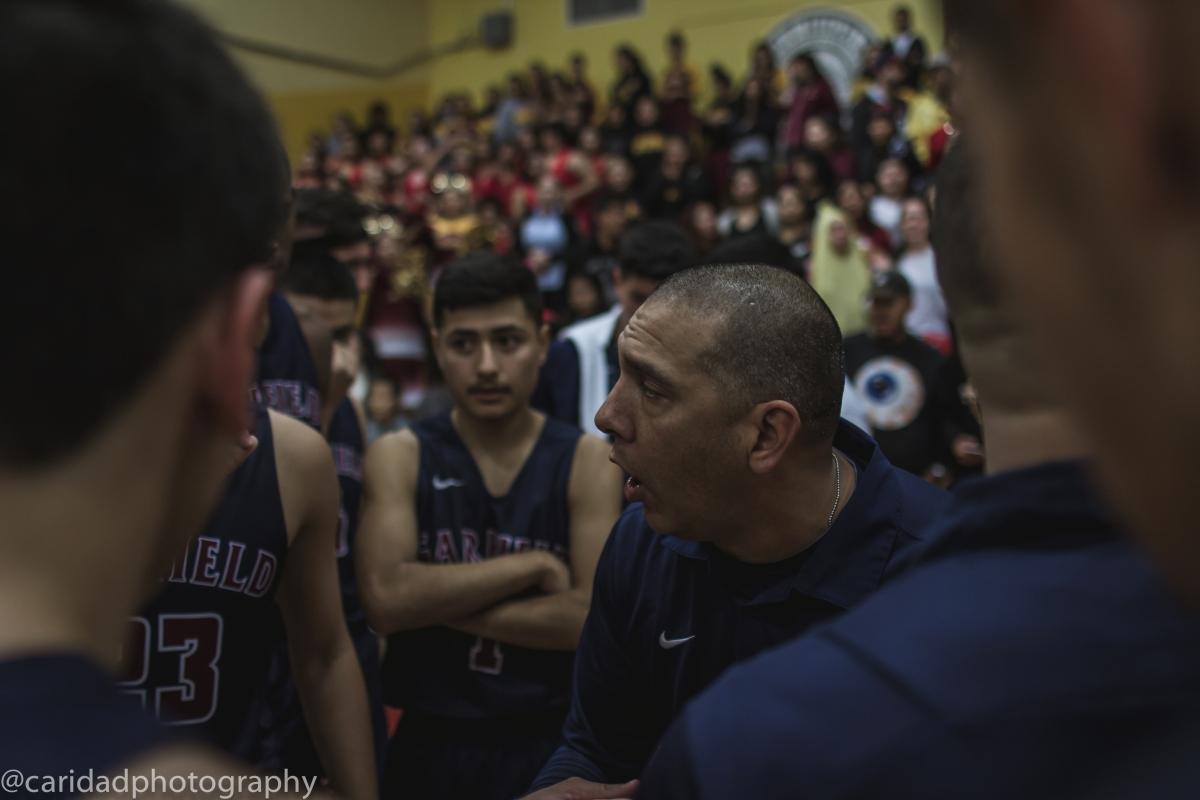 img 9867 Photos: Garfield varsity basketball vs. Roosevelt