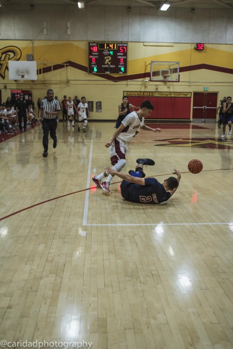 img 9901 Photos: Garfield varsity basketball vs. Roosevelt
