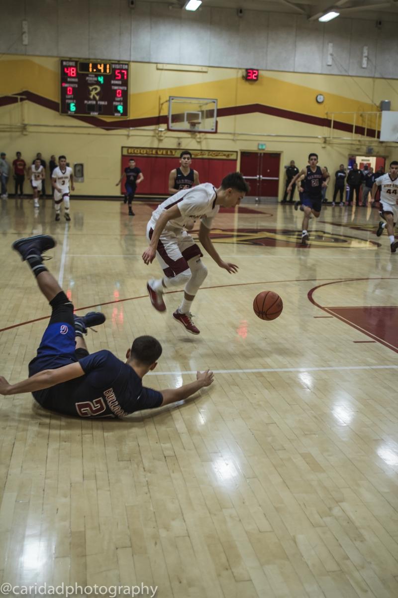 img 9903 Photos: Garfield varsity basketball vs. Roosevelt