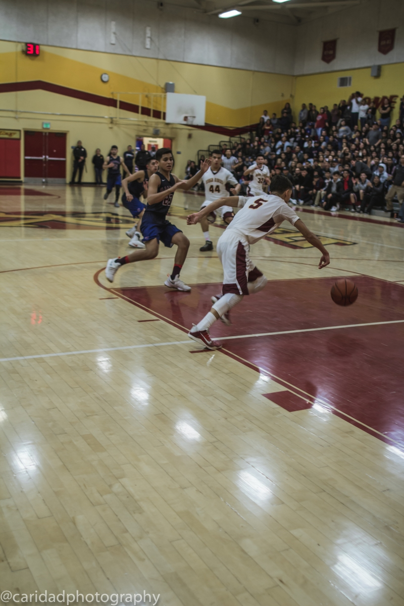 img 9906 Photos: Garfield varsity basketball vs. Roosevelt
